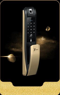 قفل هوشمند Leo Pro