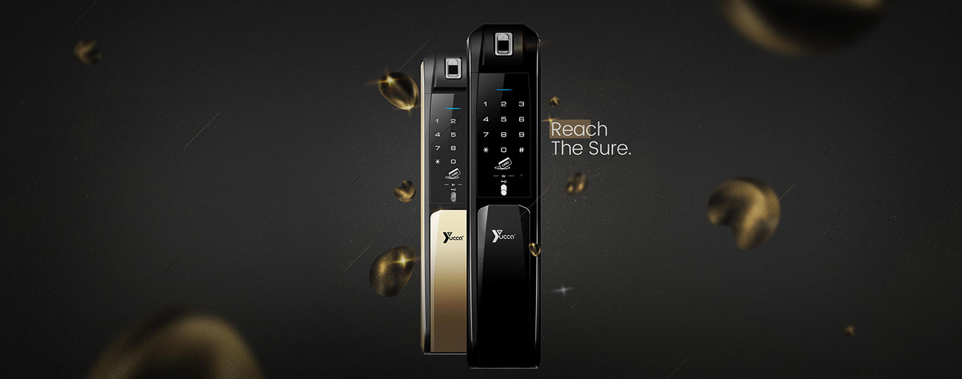 قفل دیجیتال Leo pro - قفل دیجیتال