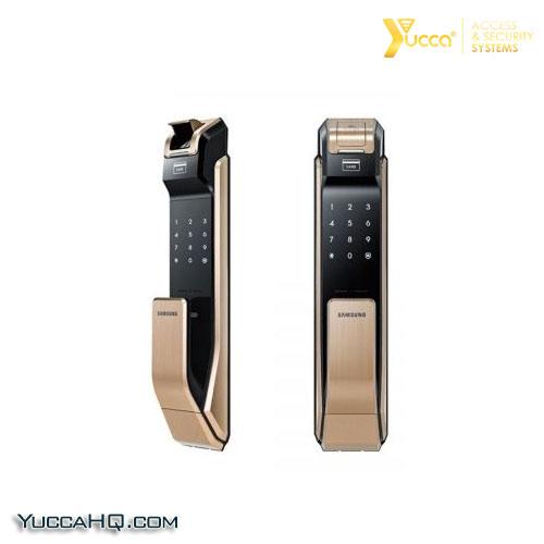 قفل های دیجیتال آپارتمانی سامسونگ SAMSUNG SHS-P910