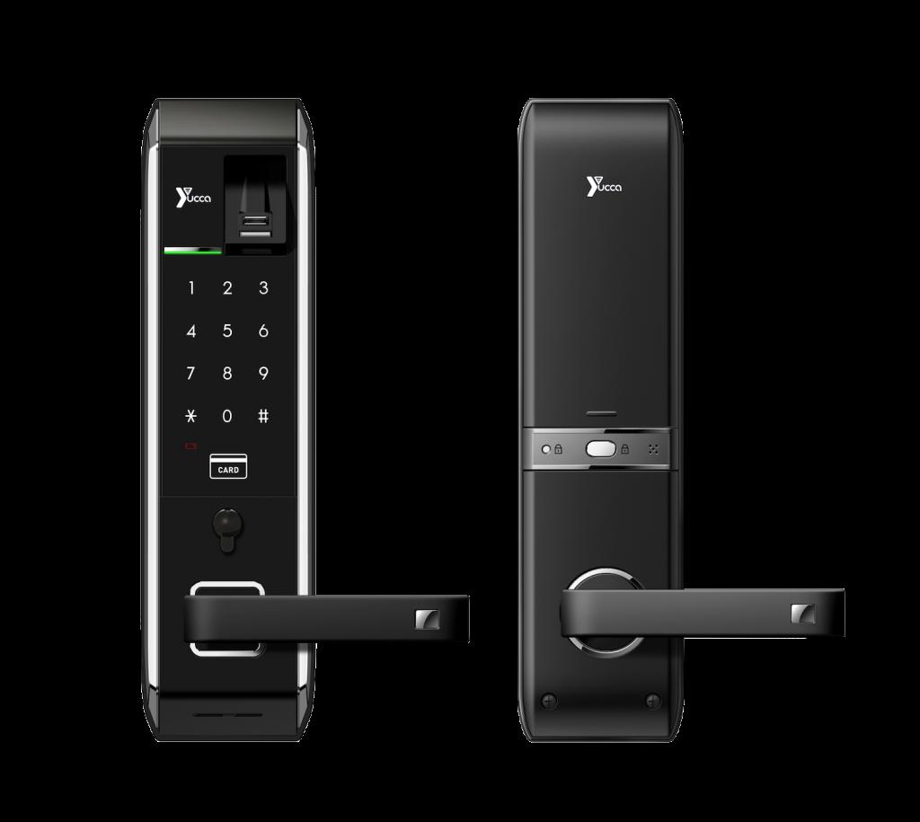 SF-YC قفل دیجیتال و قفل اثر انگشت