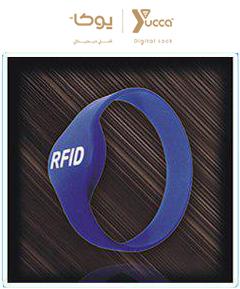 دستبند RFID قفل کمد استخری