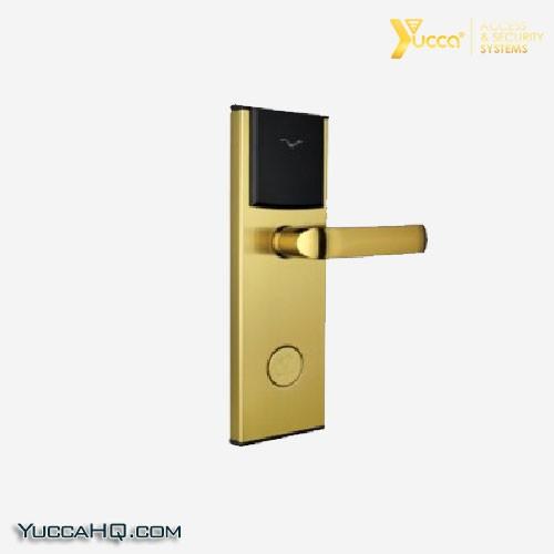 قفل کارتی و قفل هتلی و دستگیره هوشمند مدل TC-YC