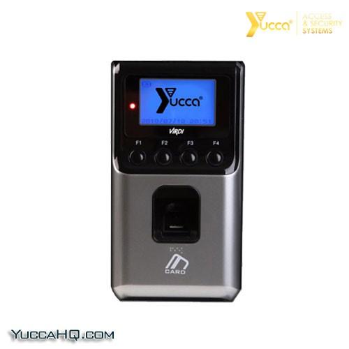 دستگاه حضور و غیاب یوکا VIRDI AC2100