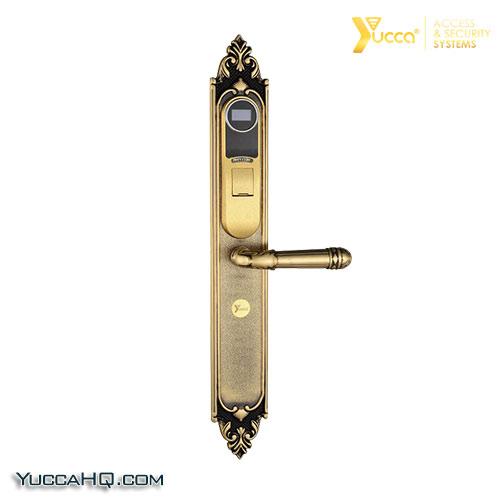 قفل هوشمند درب قفل اثر انگشت سلطنتی Royal یوکا