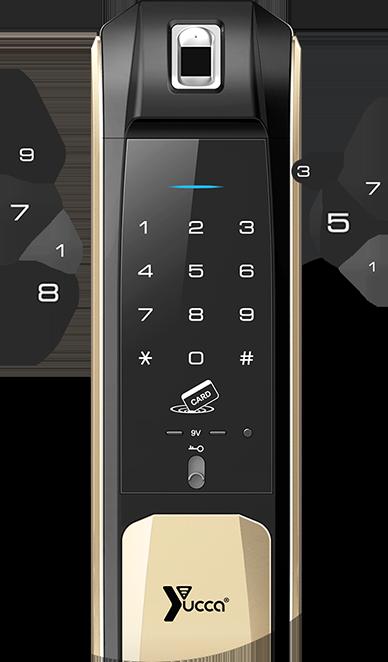 قفل دیجیتال Leo Pro