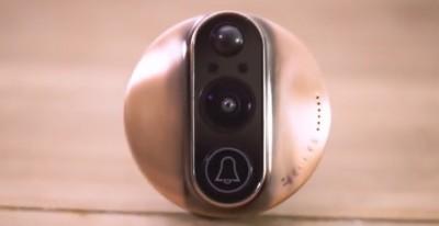هوشمند ترین چشمی درب دیجیتال