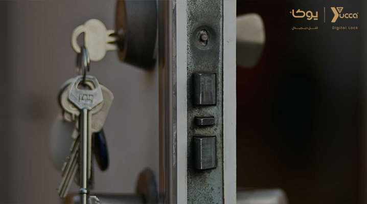 چگونه با قفل اثر انگشتی در وقت و هزینه ها صرفه جویی کنید ؟