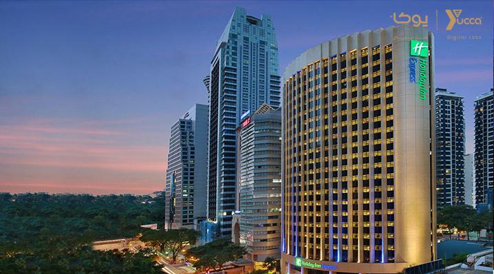 استانداردهای طراحی معماری هتل - قفل دیجیتال