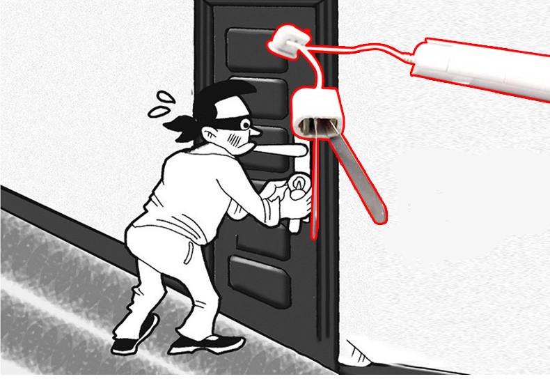 تجهیزات امنیتی در هوشمند سازی خانه ها