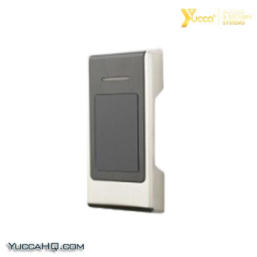 قفل استخری یوکا رنگ نقره ای