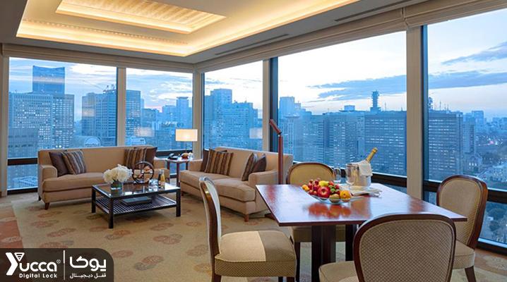 بهترین هتل ها از نظر فناوری