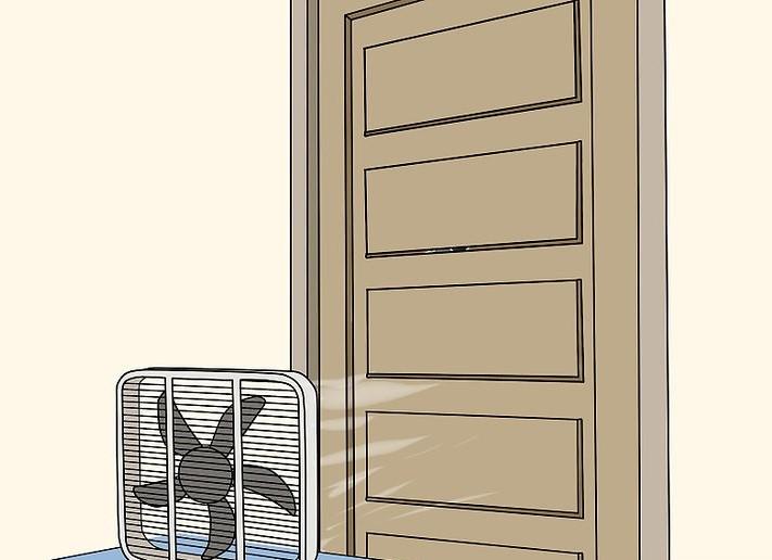نحوه تمیز کردن درب های چوبی