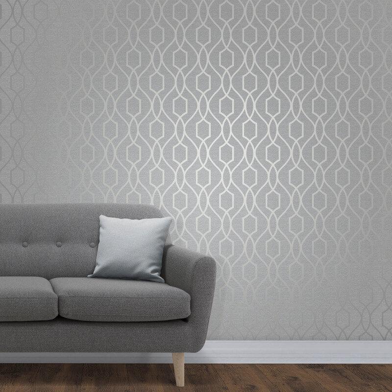 کاغذ دیواری پذیرایی- کاغذ دیواری اتاق خواب - کاغذ دیواری مدرن- کاغذ دیواری سه بعدی