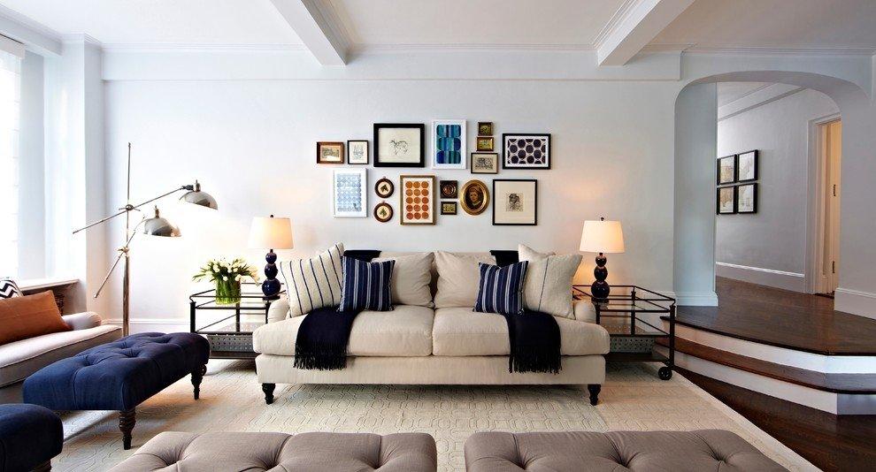 تابلو در طراحی داخلی خانه