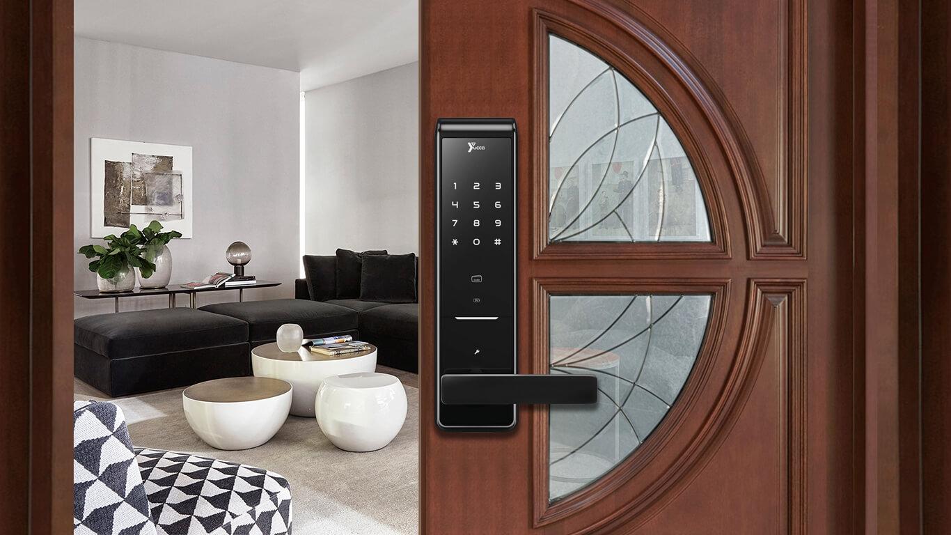 قفل رمزی آپارتمانی