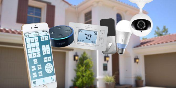 سنسورهای هوشمند در خانه هوشمند