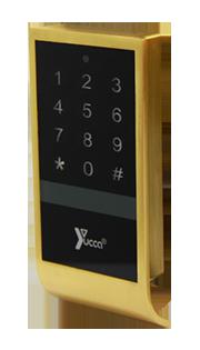 قفل الکترونیکی رمزی کمد استخر و رختکن KS-YC