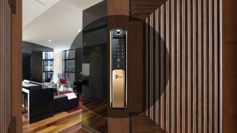 مزایای قفل کارتی یا قفل هتلی