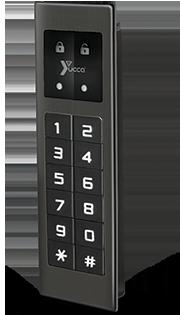 قفل الکترونیکی کمد yucca keypad