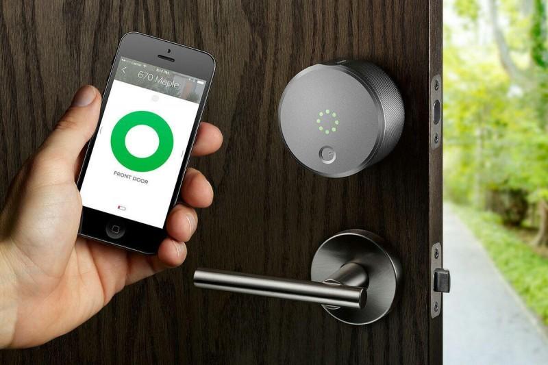 electronic fingerprint locks