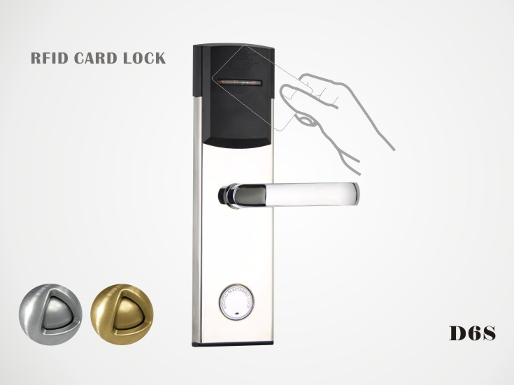 hotel card locks