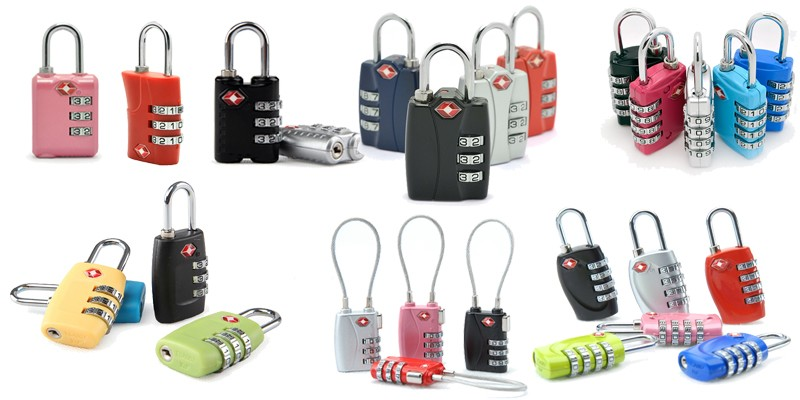 digital luggage locks security