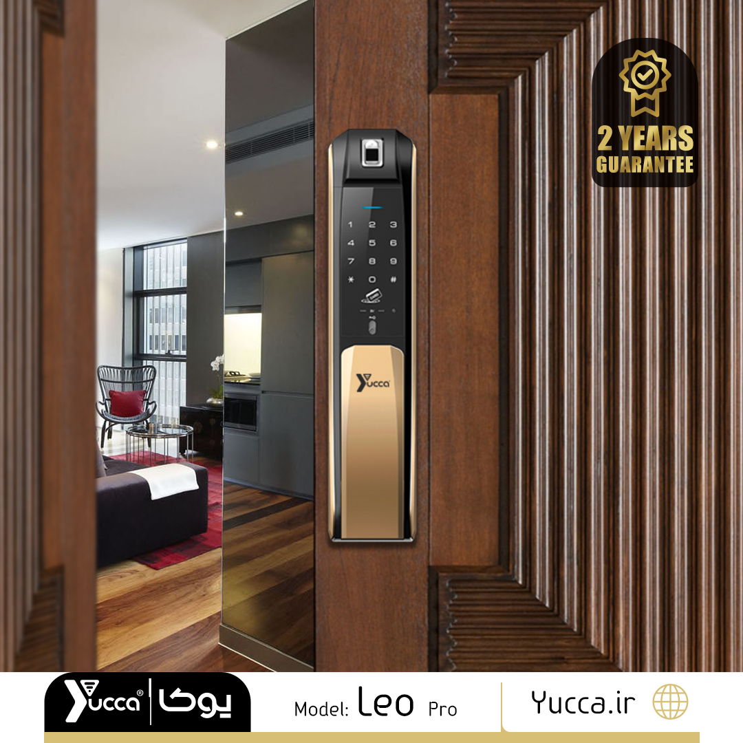 yucca digital smart electronic locks tehran