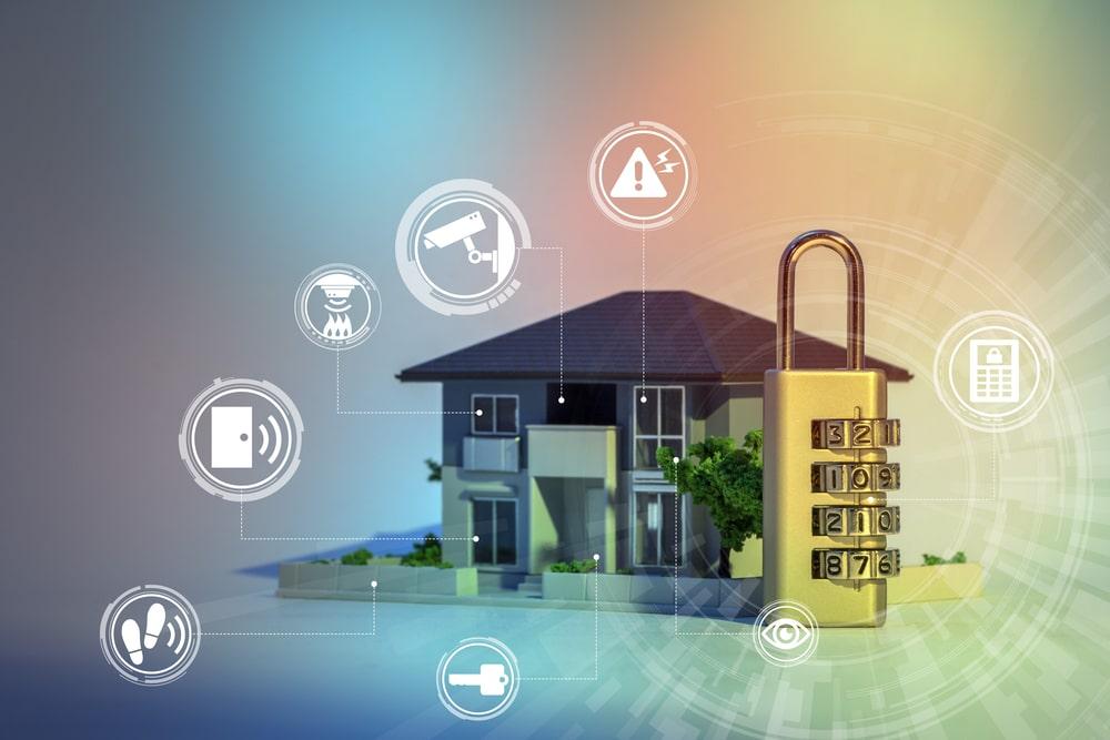ایجاد امنیت خانه