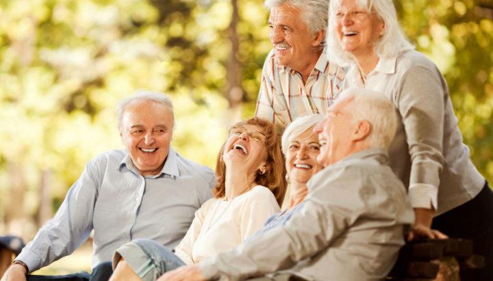 سالمندان و آسایش