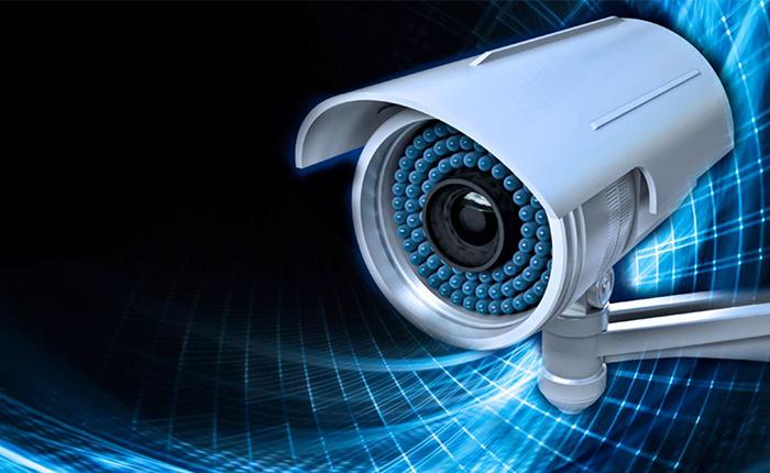 از سیستم دوربین امنیتی استفاده کنید