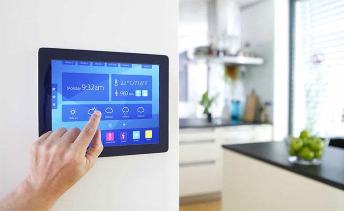 ویژگیهای خانه هوشمند