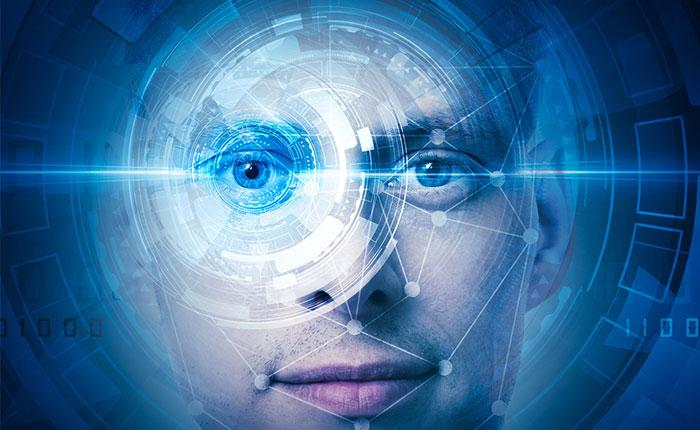 نحوه کار قفل هوشمند با امکان تشخیص هویت با عنبیه چشم چگونه است؟