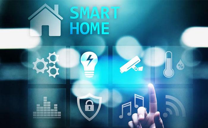 دستگیره الکترونیکی از چه طریقی به سیستم هوشمند خانگی و اداری متصل میشود؟