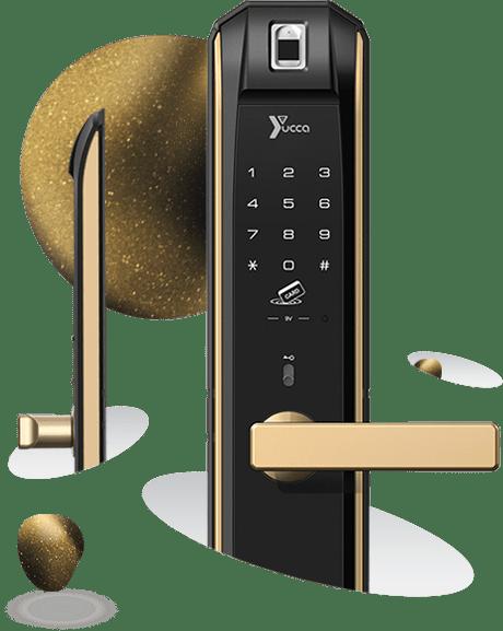 مزایای دستگیره درب الکترونیکی