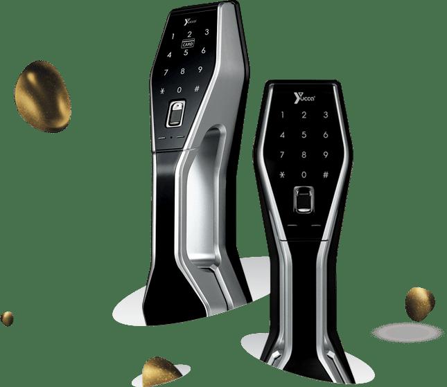 فواید قفل اتوماتیک در دستگیرههای الکترونیکی هوشمند