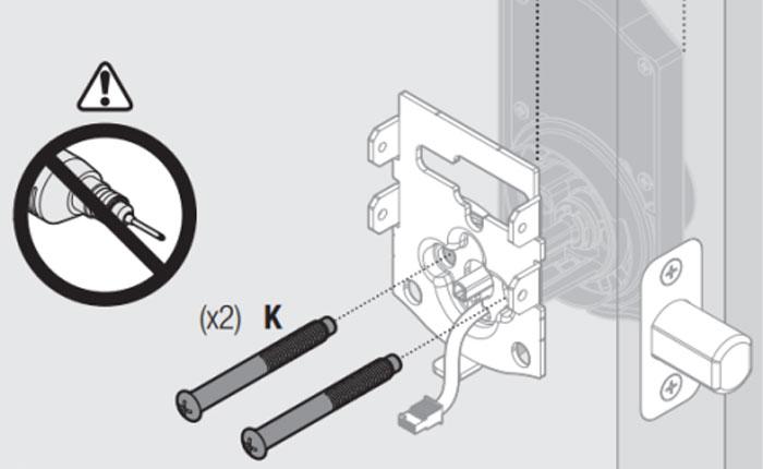 نحوه نصب قفل هوشمند چگونه است؟
