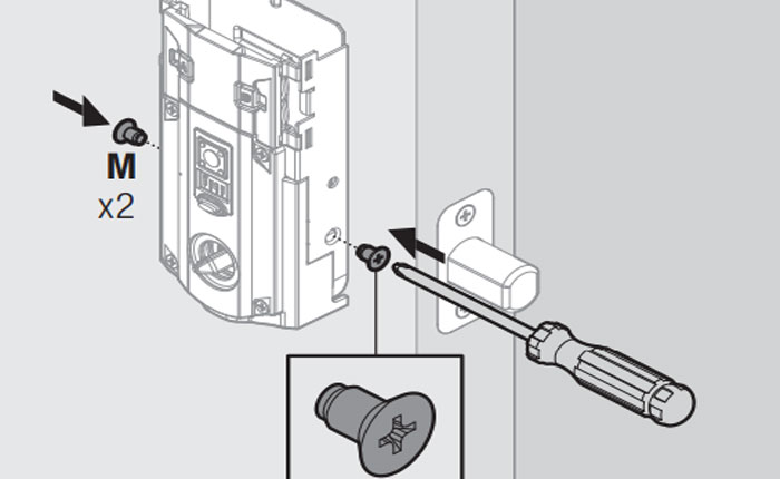 نحوه نصب قفل هوشمند