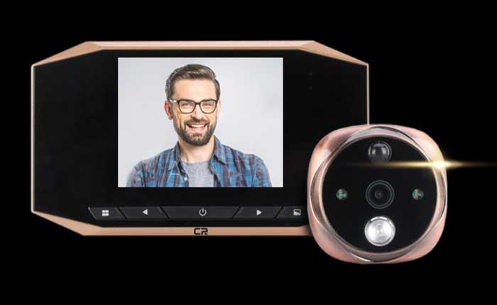 خرید چشمی درب دیجیتال
