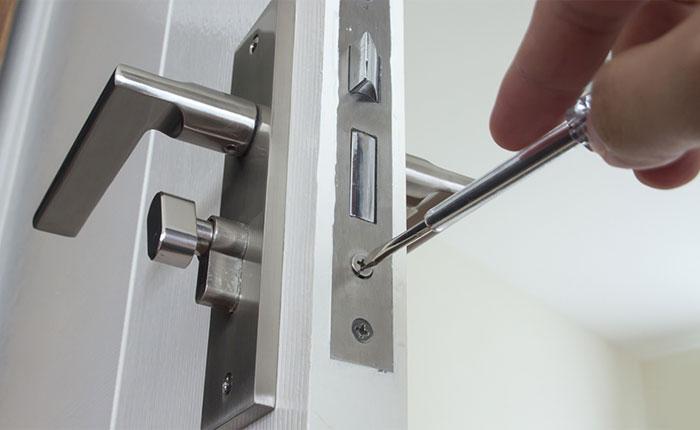 هزینه تغییر قفل درب