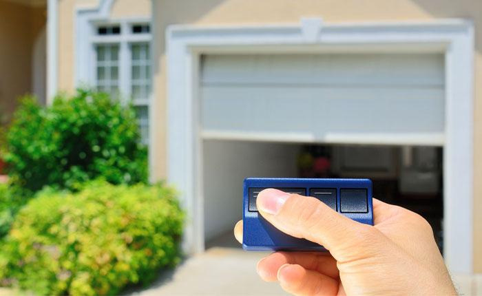 استفاده از قفل هوشمند درب پارکینگ برای افزایش امنیت ساختمان