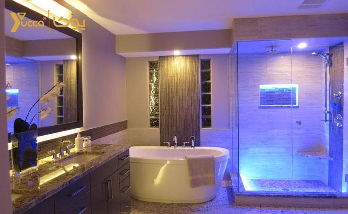 بهترین ایده های طراحی نورپردازی داخلی