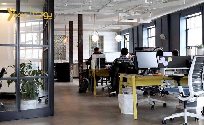 نحوه ایجاد محل کار هوشمند