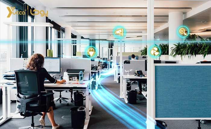 ابزارهای هوشمند سازی مراکز تجاری و اداری