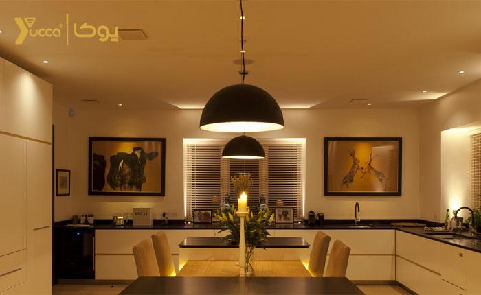 طراحی نورپردازی داخلی