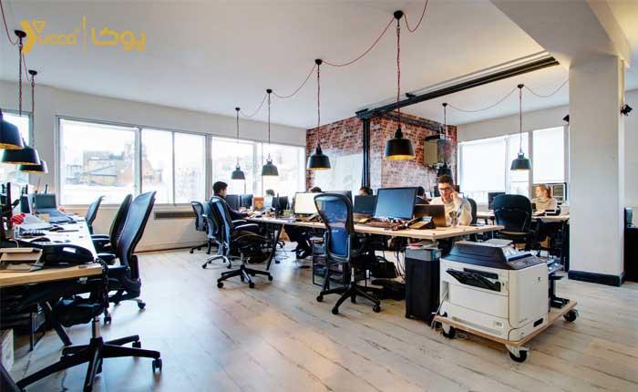 مشخصات مهم در طراحی دکوراسیون دفتر کار