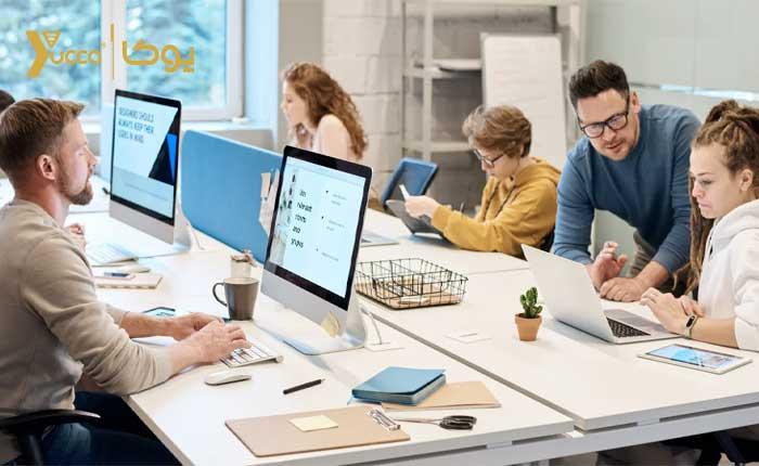 تعریف محل کار هوشمند