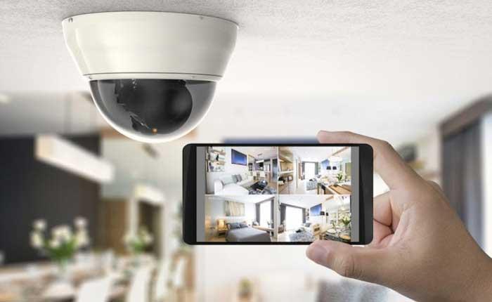 انواع تجهیزات مربوط به سیستم امنیتی منزل