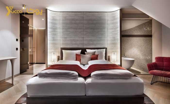 طراحی دکوراسیون هتل