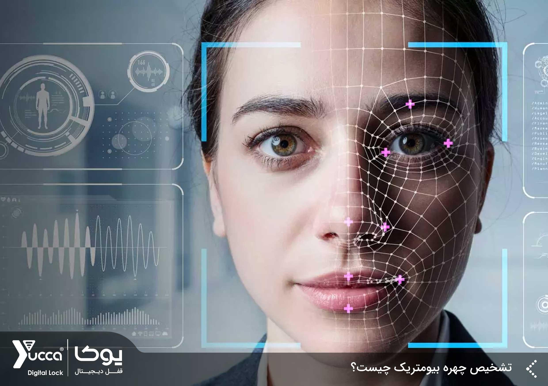 تشخیص چهره بیومتریک چیست؟